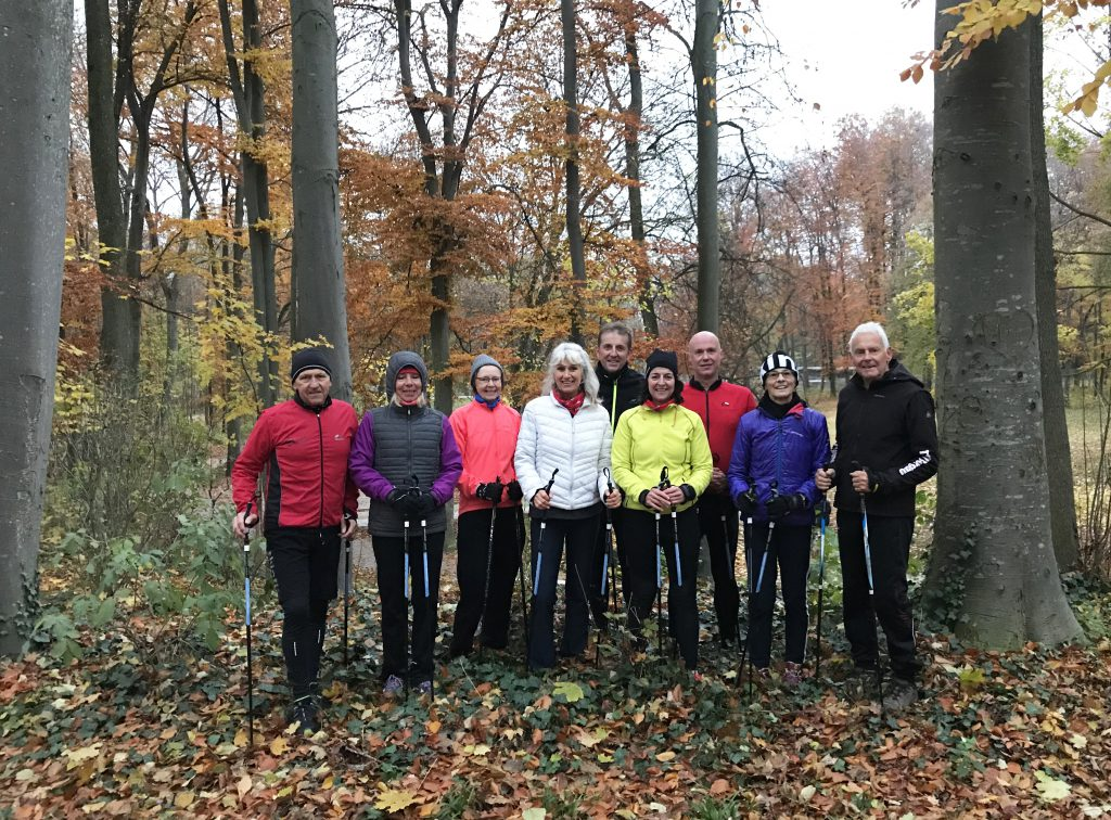 Workshop Nordic Walking