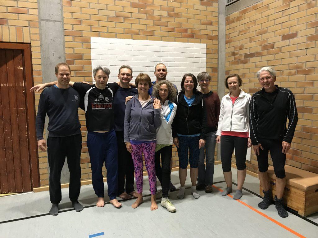 Workshop Yoga für Ausdauersportler